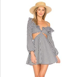 Lovers + Friends Love Bliss Mini Dress